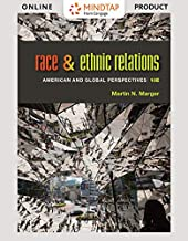 MindTap Sociology, 1 term (6 months) Printed Access Card, Enhanced for Marger's Race and Ethnic Relations: American and Global Perspectives, 10th
