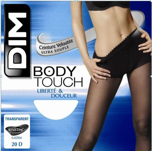 Dim Body Touch Panty Transparente 20D Medias, Beige (Peau Doree 0SW), One Size (Tamaño del fabricante:1) para Mujer