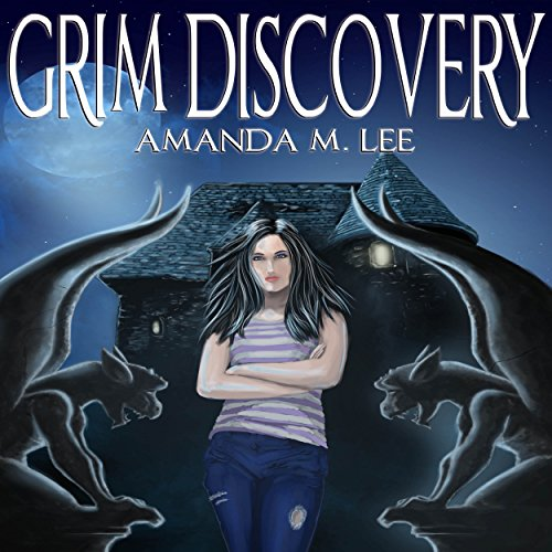 Grim Discovery audiobook cover art