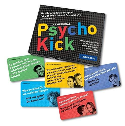 Psycho Kick - Das Original: Das Kommunikationsspiel für Jugendliche und Erwachsene