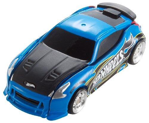 Mattel Hot Wheels t9555 – Stealth Rides Nissan, Bleu, Voiture 6