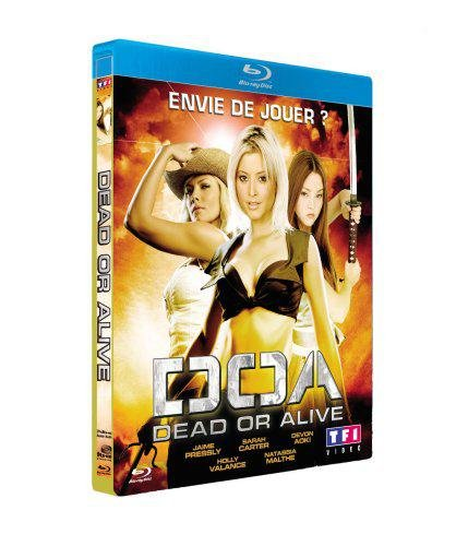 DOA-Dead Or Alive [Édition SteelBook]