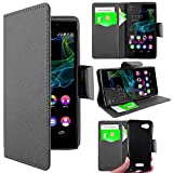 ebestStar - compatible with Wiko Ridge Fab 4G Case Wallet