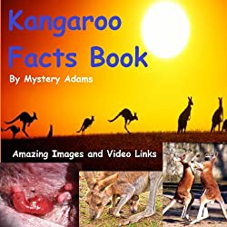 Kangaroos Facts Book for Kids Amazing Fun Facts About Kangaroos