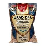 Kitchen Xpress White Urad Dal 500g - Urid dhal s una variedad de lentejas, Urid Dhal también ofrecen beneficios específicos para la salud
