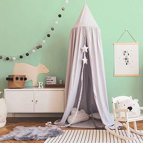 WALL-ART Umweltfreundliche einfarbige Kinderzimmer Tapete hellgrün Wandfarbe für Babyzimmer Unitapete grüne Wanddeko