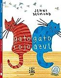 gatos azules
