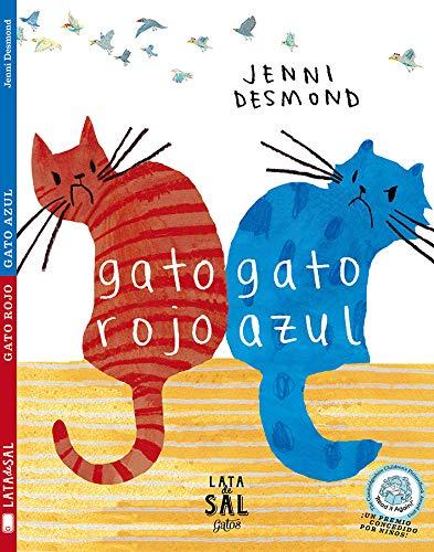 Gato Rojo, gato azul (COLECCIÓN GATOS)
