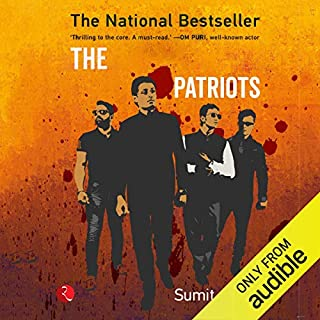 The Four Patriots                   Written by:                                                                                                                                 Sumit Agarwal                               Narrated by:                                                                                                                                 Ashvath Singh Kunadi                      Length: 9 hrs and 21 mins     Not rated yet     Overall 0.0