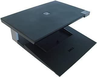 Genuine DELL E-CRT CRT Monitor Stand and Laptop Notebook Dock with E-Port Port Replicator For Latitude E4200, E4300, E5400, E5500, E6400/6400 ATG, E6500 E-Family Laptops and Precision M2400, M4400 Mobile WorkStations Part/Model Numbers: PR03X, T308D, CP103, XX066, 0J858C, J858C, 330-0875, W005C, PW395, 0PW395, 330-0878, 430-3113, H3XPH, 51XVC