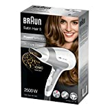 Braun Satin Hair 5 Power Perfection Haartrockner HD 580, mit IonTec, 2500 Watt - 6