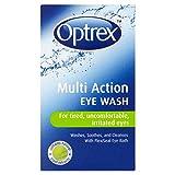 Optrex Multi Action Eye Wash, 100ml