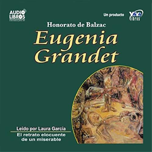 Diseño de la portada del título Eugenia Grandet