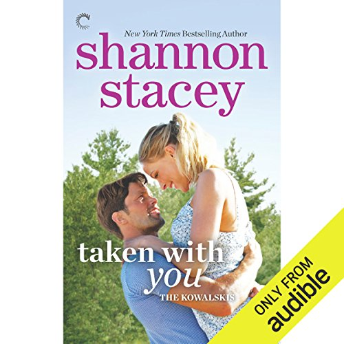 Taken with You audiobook cover art