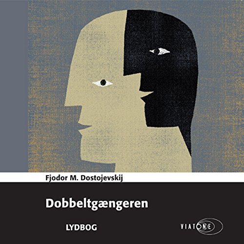 Dobbeltgængeren [The Double] audiobook cover art