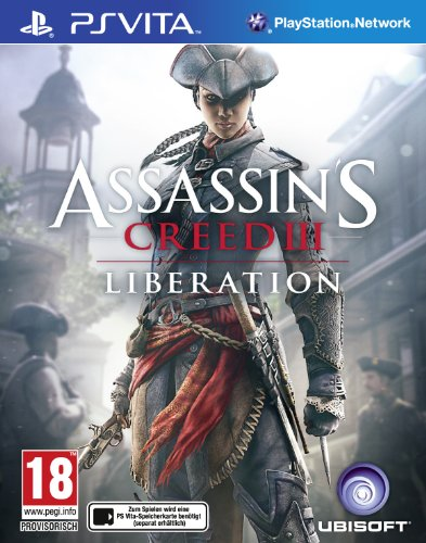 Assassin's Creed 3: Liberation [AT - PEGI] - [PlayStation Vita]