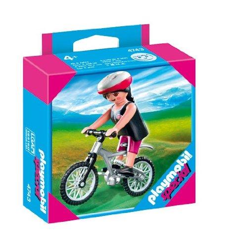PLAYMOBIL® 4743 - Mountainbikerin