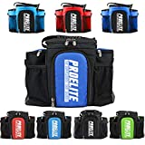 ProElite 3 Meal Bag Prep ISO Gym Management Lunch Cool Holdall Food Cooler