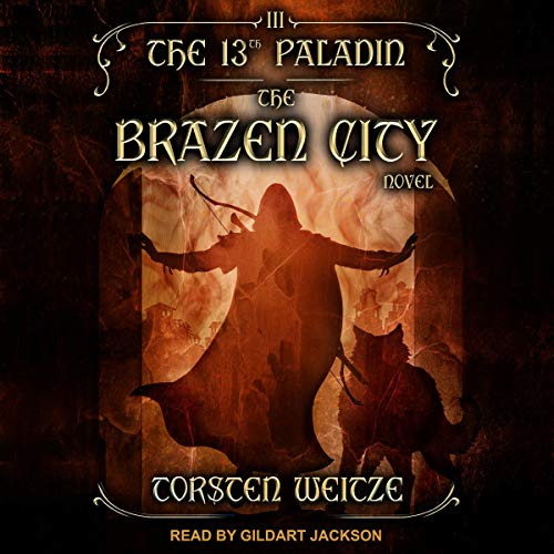 The Brazen City cover art