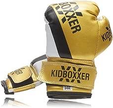 Handfly PU Kids Boxing Gants Enfants Cartoon MMA Sparring Dajn Gants dentra/înement /Âge 5-10 ans