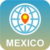 Mexico Map Offline