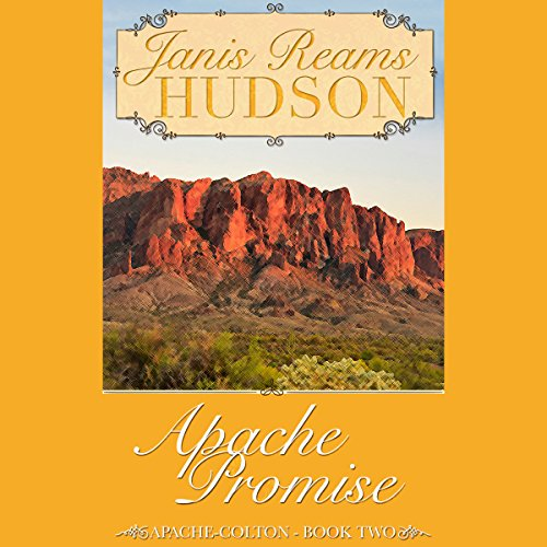 Apache Promise                   By:                                                                                                                                 Janis Reams Hudson                               Narrated by:                                                                                                                                 Emily Caldwell                      Length: 11 hrs and 57 mins     Not rated yet     Overall 0.0