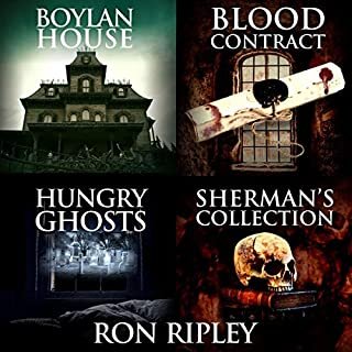 Ghost Stories from Hell: Supernatural Horror with Scary Ghosts & Haunted Houses audiobook cover art