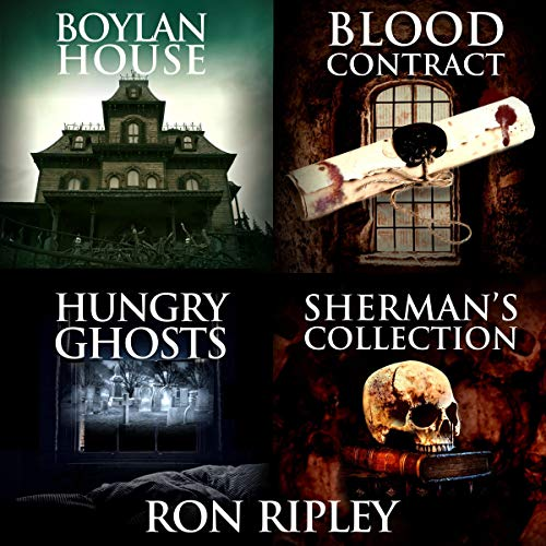 Ghost Stories from Hell: Supernatural Horror with Scary Ghosts & Haunted Houses cover art