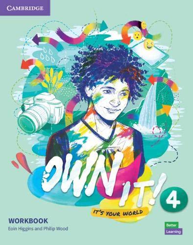 Own It! Level 4 Workbook