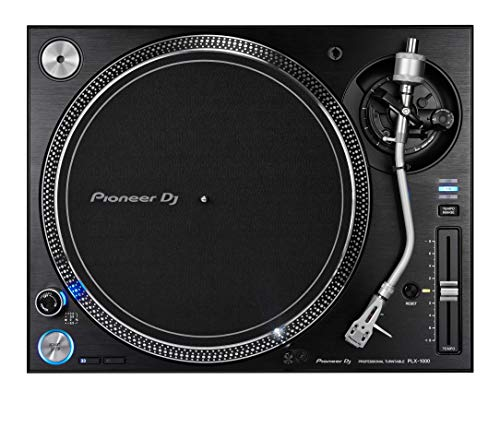 PioneerDJPROFESSIONALターンテーブルPLX-1000