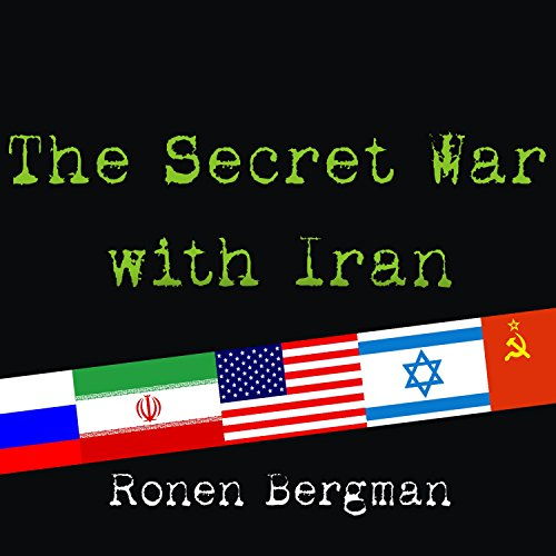 The Secret War with Iran  cover art