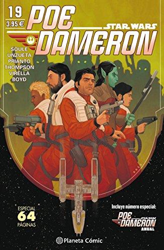 Star Wars Poe Dameron nº 19 (Star Wars: Cómics Grapa Marvel)