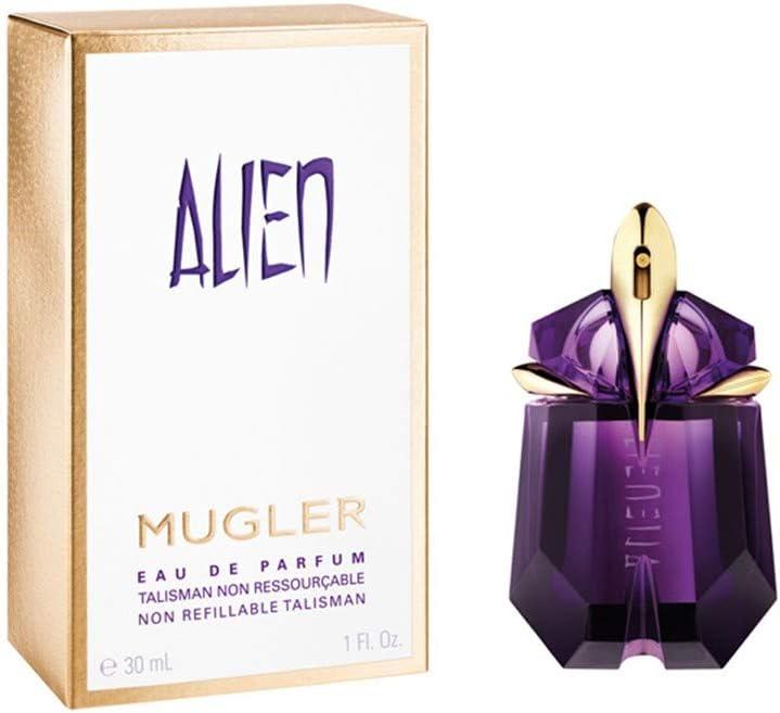 Amazon.com: Alien Women 1.0 Oz EDP Spray By Thierry Mugler Sealed: Health &  Personal Care