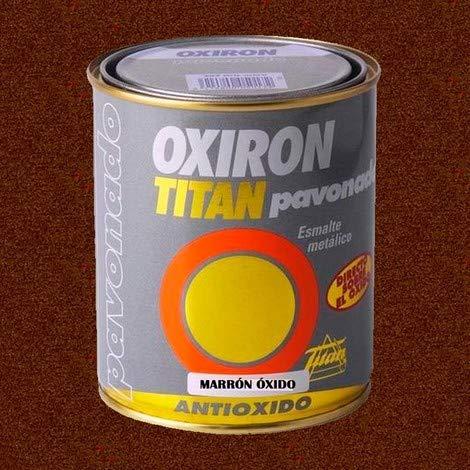 TITAN - OXIRON PAVO MARRON OXIDO 375ML