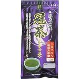 寿老園 熟成の味 冠茶(かぶせ茶) 100g