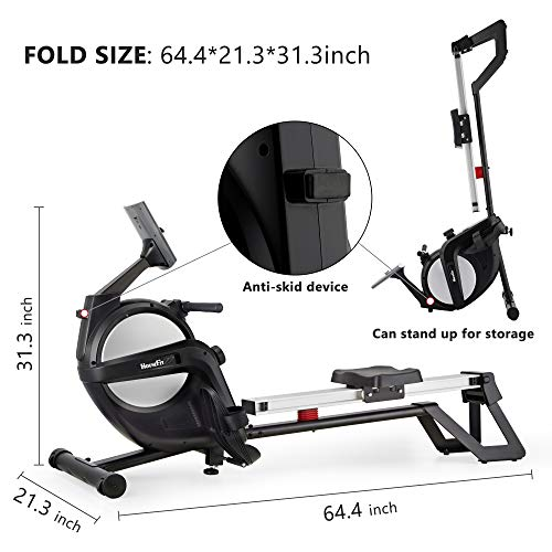 Housefit Heavy Duty Rowing Machine