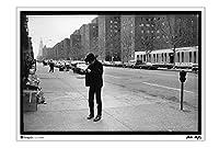 POS-049 Joe Strummer ジョー・ストラマー ロックシリーズ B5サイズミニポスター