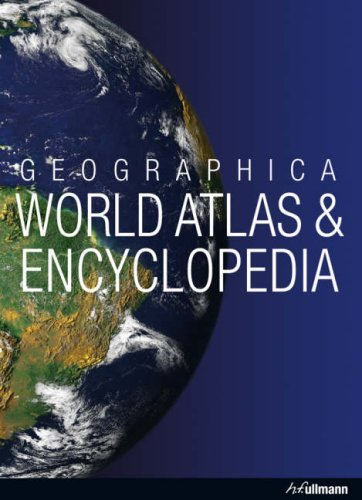 Geographica World Atlas and Encyclopedia (Atlas) by Geographica (2007-10-08)