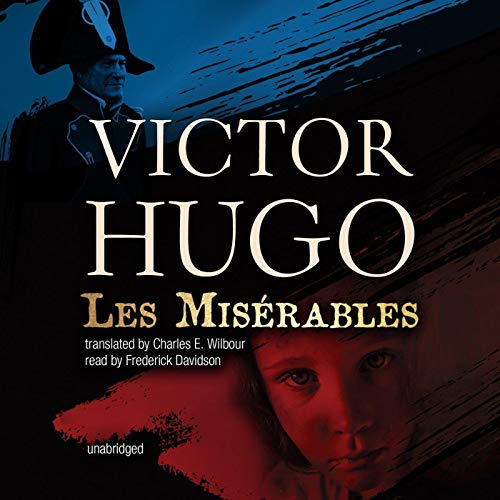 Les Miserables Audiobook By Victor Hugo cover art