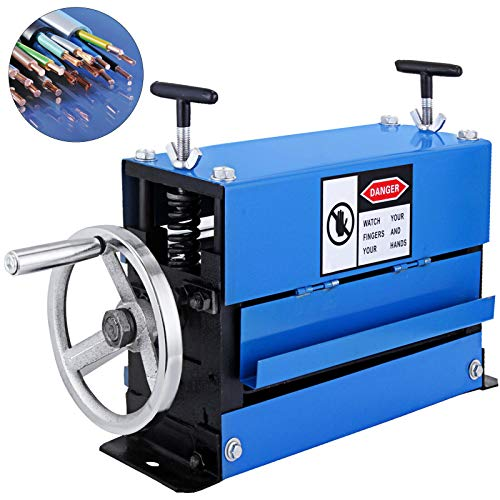 JUNYYANG Saldatrice Portable Wire Stripping Machine Tool Metal Tool Cable Stripper Wire Strip1~40mm