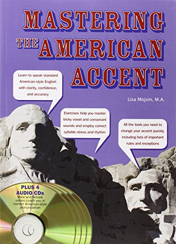 Download Mastering the American Accent 0764195824