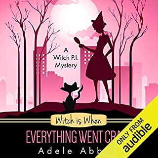 Witch Is When Everything Went Crazy cover art