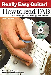 Really Easy Guitar! How to Read Tab