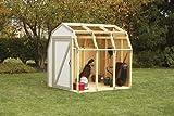 Outdoor Garten Aufbewahrungsschuppen Grundlagen Shed Shed Kits, Scheunenstildach,Wood color