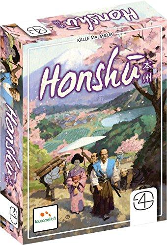 Games 4 Gamers Honshu, Multicolor (8436566030014-0)