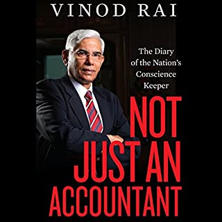 Not Just an Accountant cover art