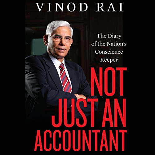 Couverture de Not Just an Accountant