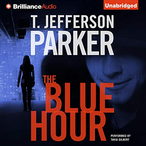 The Blue Hour  By  cover art
