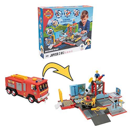 Giochi Preziosi- Veicolo Pompieri, 04AML28000
