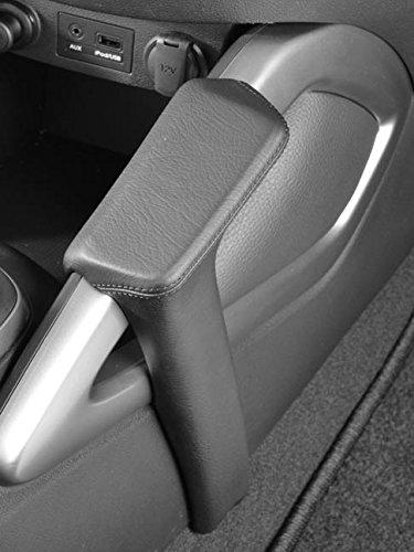 KUDA 041395 Halterung Kunstleder schwarz für Hyundai Veloster ab 10/2011 bis 2018